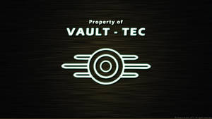 1920 Vault Tec Neon Green by Solace-Grace