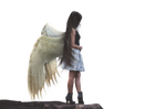 Angel- PNG by 35-Elissandro