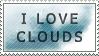 Clouds Stamp by devlindd
