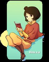 Jinora by rainbox17