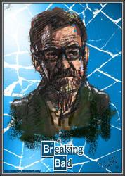 Walter Heisenberg White 2 by l3LKl3iRd