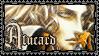 Stamp: Alucard by Gypsy-Rae