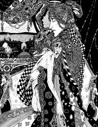 Artspired: The Pieta by Gypsy-Rae