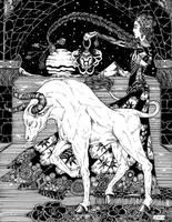 Zodiac: Taurus by Gypsy-Rae