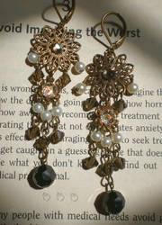 earrings 151 by meganhor