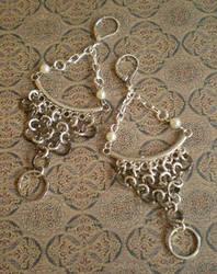 silver, rhodium... by meganhor