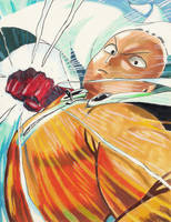 The One Punch by HikaruMuto
