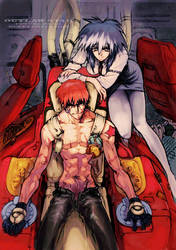 Outlaw Star by jets