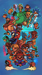 Marvel Vs Capcom by Kash Dv8 by jets