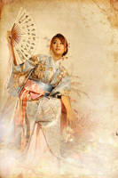 geisha by gondex