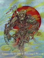 Predator: Shogun by rachaelm5
