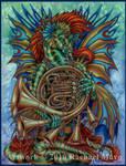 Jazzdragon 15 by rachaelm5