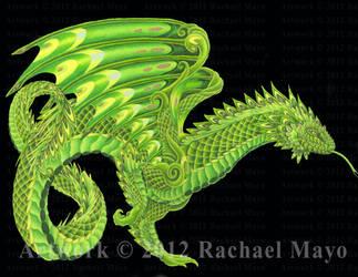 Dragons of Every Dawn YG by rachaelm5