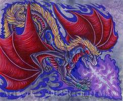 Swirl and Flame by rachaelm5