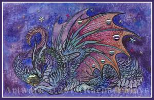 Little Starlight Dragon by rachaelm5