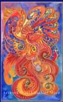 Starlight Phoenix by rachaelm5