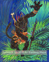 Fhafu the Hunter by rachaelm5