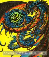 Serpent Sun 4 by rachaelm5
