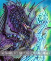 Black Dragon Sculptor by rachaelm5