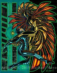 TRON Firebird by rachaelm5