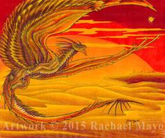 Desert's Peace by rachaelm5