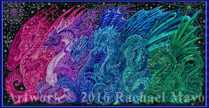 Dragons of the Twilight Dream final by rachaelm5