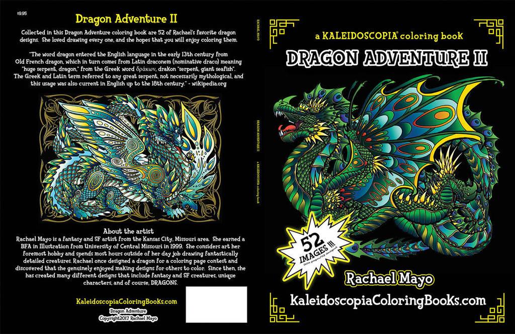 Dragon Adventure 2 Cover by rachaelm5