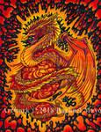 Serpent Sun 01 color variant by rachaelm5