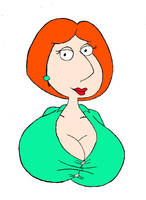 Busty Lois Griffin by Dmmendez90