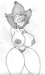 Emerald Bikini Tits Topless by Dmmendez90