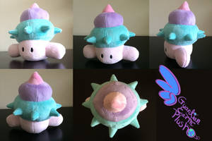 Maiamai 9'' Legend of Zelda Nintendo Plush ! by GuardianEarthPlush