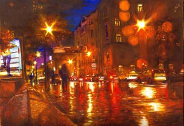 Kamennoostrovsky avenue by yitfong