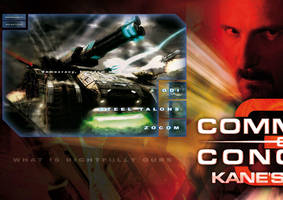 Kane's Wrath Poster Part 1 by KaneNash