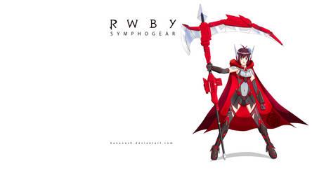RWBY - Symphogear by KaneNash