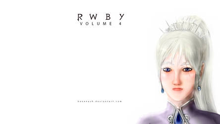 RWBY - Volume 4 - Weiss Schnee - Reality by KaneNash