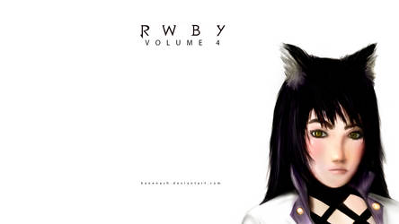 RWBY - Volume 4 - Blake Belladonna - Reality by KaneNash