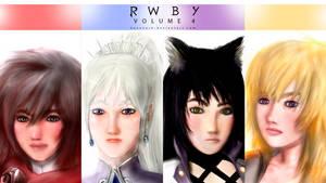 RWBY - Volume 4 - Reality by KaneNash