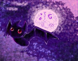 MS paint Bat by ZimPLUSDib
