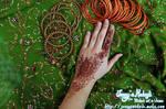 Henna Bee Henna Powder Blend - 1 by JennysMehndi