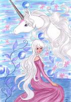 Last Unicorn Dreams by Neri-chan