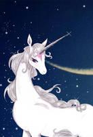 +..The last Unicorn..+ by Neri-chan