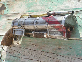 hand cannon by faustus70