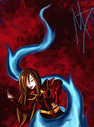 Azula's Madness by MegganBlack