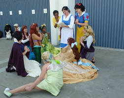 ANIME EXPO 2010: Belle tells a story by Tehodda