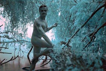 Idyllic nude1 by BossGettys