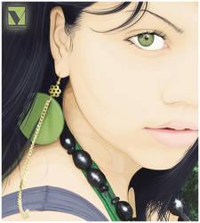 Luana Viessa by vinnyvieira