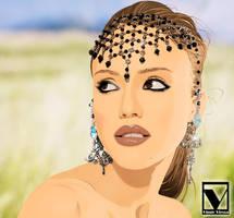 Jessica Alba by vinnyvieira