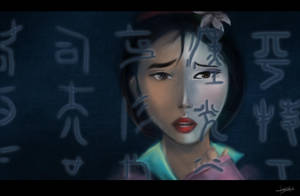 Mulan by kshah