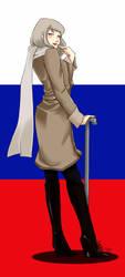 APH Gender Bender: Russia by yunichan