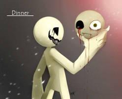 Dinner Darkness by kiruru2592